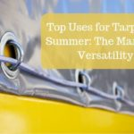 uses for tarps