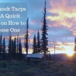 Hammock Tarps 101: A Quick Guide on How to Choose One