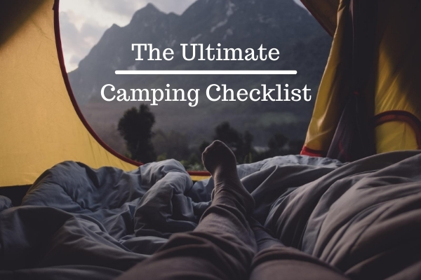 The Ultimate camping checklist by Grizzly Tarps